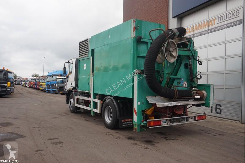 Vedere le foto Veicolo per la pulizia delle strade Iveco MH 190E31 MTS saugbagger
