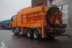 Mercedes sewer cleaner truck Actros 3336