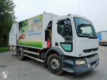 Renault used waste collection truck