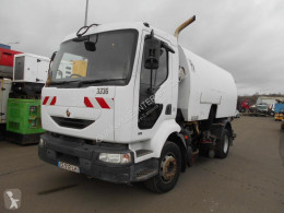 Renault Midlum 210 used road sweeper