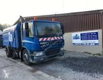 DAF CF 75.250 used road sweeper