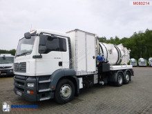 MAN TGA 26.320 used sewer cleaner truck