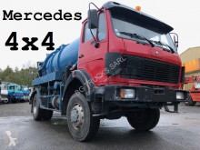 Mercedes sewer cleaner truck 1922 4x4