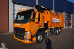 Volvo FM 340 used waste collection truck