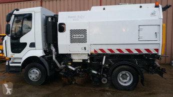 Renault Midlum 220 DXI used road sweeper