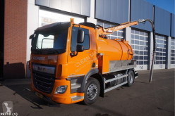 DAF CF 340 used sewer cleaner truck