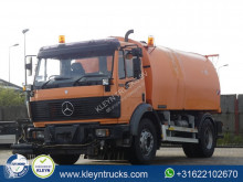 Mercedes 1820 camion balayeuse occasion
