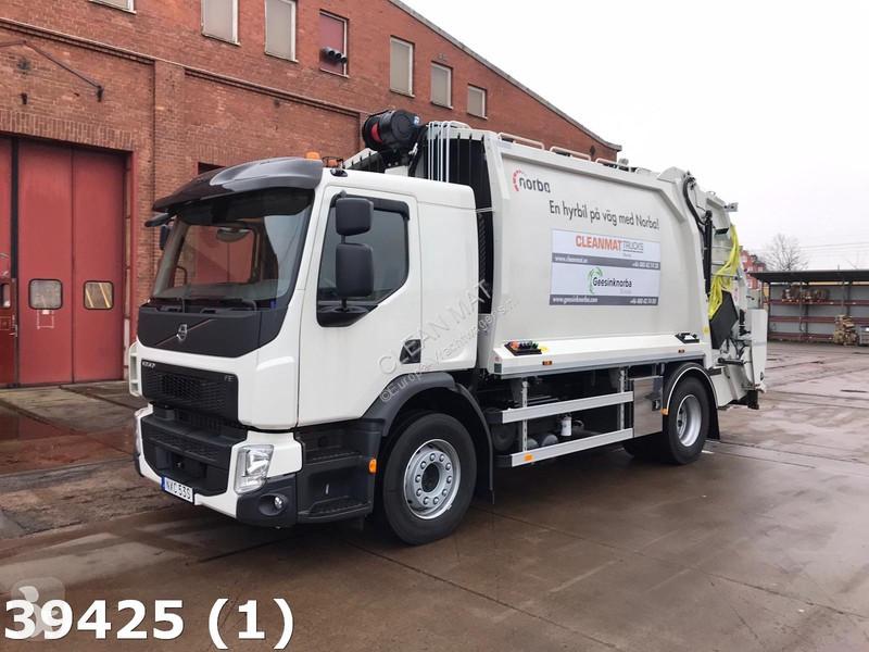 Vedere le foto Veicolo per la pulizia delle strade Volvo FE