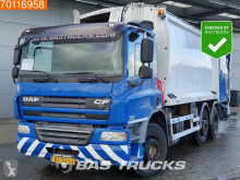 DAF CF 75.250 used waste collection truck