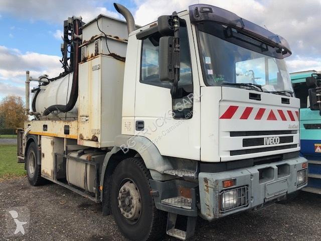 Vedere le foto Veicolo per la pulizia delle strade Iveco Cursor 240