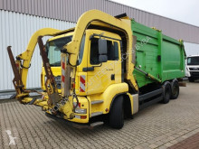 MAN TGA 26.320 6x2-4 BL Frontlader 26.320 6x2-4 BL Frontlader used waste collection truck