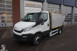 Iveco Daily 70C15 used waste collection truck