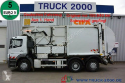 Mercedes waste collection truck Axor 2529 Faun Easypress Frontlader 25 m³ 1.Hd