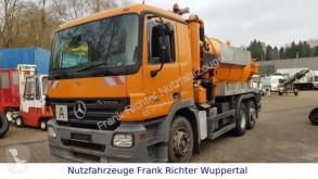 Mercedes 2532 6x2 Saugwagen,431 TKM, Demag Pumpe,Euro4