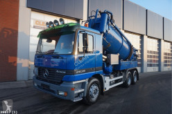 Mercedes sewer cleaner truck Actros 2635