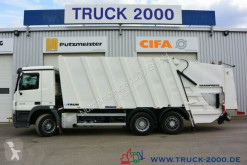 Mercedes Actros 2532 Faum Variopress Zoeller Schüttung used waste collection truck