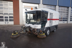 used road sweeper