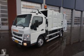 Fuso Canter 7C15 7m3 Geesink used waste collection truck