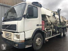 Volvo sewer cleaner truck FM12 380