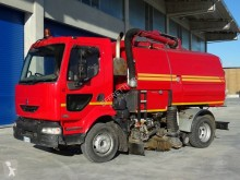 Renault Midlum 220.15 used road sweeper