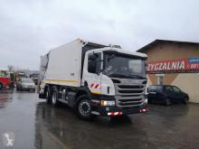 Scania P280 EURO VI, garbage truck , mullwagen