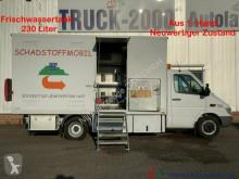 Mercedes Sprinter Sprinter 616 Schadstoffmobil Neuwertig 1. Hand camión volquete para residuos domésticos usado