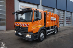Mercedes Atego 1324 used waste collection truck