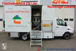 Mercedes Sprinter 616 Schadstoffmobil Neuwertig 1. Hand used waste collection truck