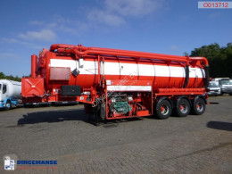 清洗车 无公告 Vacuum tank steel (tipping) 29 m3 / 1 comp