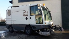 camion spazzatrice Unieco
