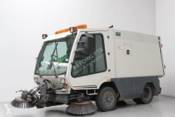 Tennant road sweeper