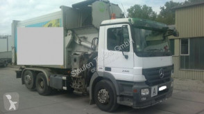 Mercedes ACTROS 2741 L 2541 Seitenlader Rechtsl. EU 5 used waste collection truck