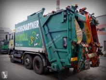 MAN TGA 26.320 camião basculante para recolha de lixo usado