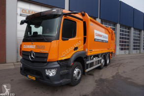 Mercedes Actros 2533 used waste collection truck