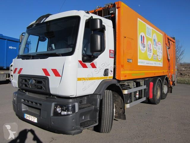 Vedere le foto Veicolo per la pulizia delle strade Renault WIDE D26