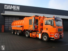 MAN TGS 18.480 used sewer cleaner truck