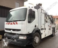 Renault Premium 320 DCI used sewer cleaner truck