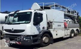 Renault Premium 370 DXI used sewer cleaner truck