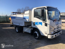 Isuzu waste collection truck evolution