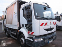 Renault waste collection truck Midlum 220 DCI