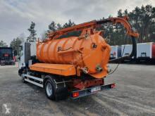 Iveco - 120EL17 EURO CARGO WUKO Cysterna do czyszczenia wpustów ulicznyc