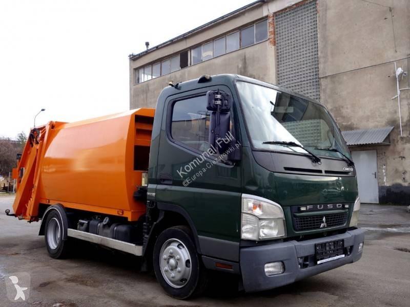 Vedere le foto Veicolo per la pulizia delle strade Mitsubishi Fuso Canter 7C18