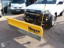 Isuzu D-MAX used snow plough-salt spreader
