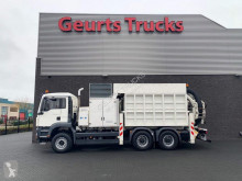 MAN 33 440 MTS SAUGBAGGER/SUCTIONEXCAVATOR/GR used sewer cleaner truck