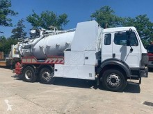 Mercedes 2624 used sewer cleaner truck