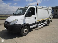 Iveco Daily 65C18 used waste collection truck