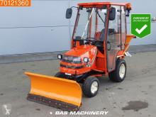Kubota road sweeper
