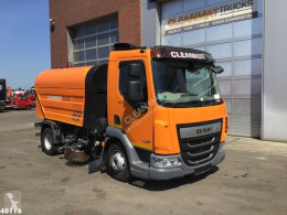 DAF LF 180 used road sweeper