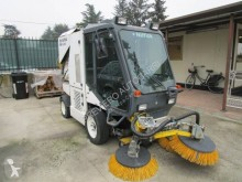Nilfisk road sweeper