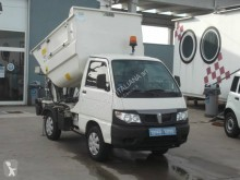 Piaggio used waste collection truck